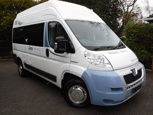 Picture of 2008 Orian Pavo Autosleeper 3 Berth 3 Belts SOLD