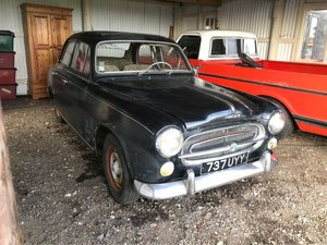 Picture of 1959 Peugeot 403 Saloon *Barn find* Rare