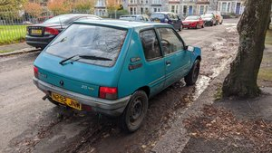 Picture of 1996 Peugeot 205 Diesel 3 door non sunroof