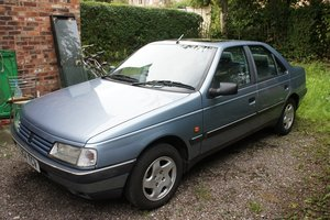 Picture of 1993 Peugeot 405 GRI 2.0 Automatic Saloon