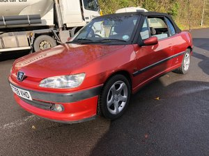 Picture of A 1999 Peugeot 306 convertible - 11/11/2020