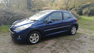 PEUGEOT 207 SPORT 1.4L, LONG MOT, VERY LOW MILEAGE