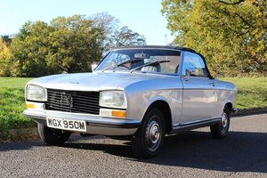 Picture of Peugeot 304 Convertible 1974 - To be auctioned 29-01-2021