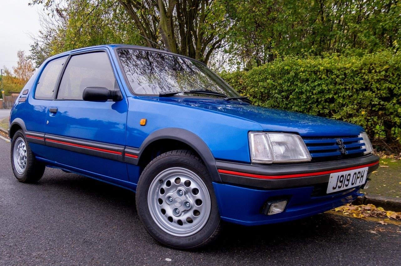 Picture of 1991 Peugeot 205 1.6 GTi Series II For Sale