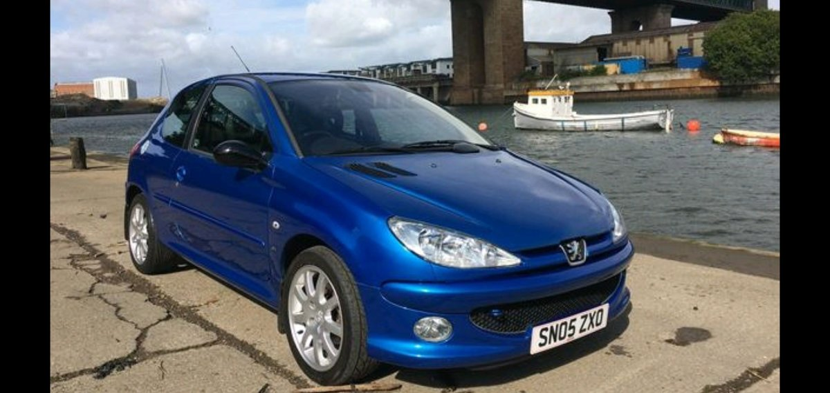Picture of 2005 Peugeot 206 GTI. 54000 Miles, FSH. 2 Owners For Sale