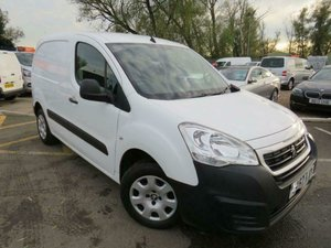 Picture of 2017 Peugeot Partner Professional 1.6 HDi. SOLD