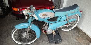 Picture of 1960 Peugeot BB3 SP Sport Cafe Racer Moped