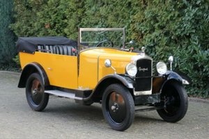 Picture of Peugeot 190 S Tourer, 1929 SOLD