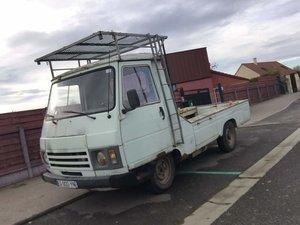Peugeot J9 Pickup