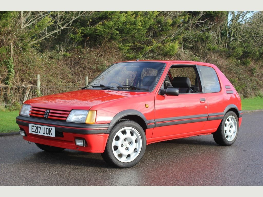 1987 Peugeot 205 1.9 GTi 3dr BEAUTIFULLY RESTORED 1.9 GTI! For Sale (picture 1 of 1)
