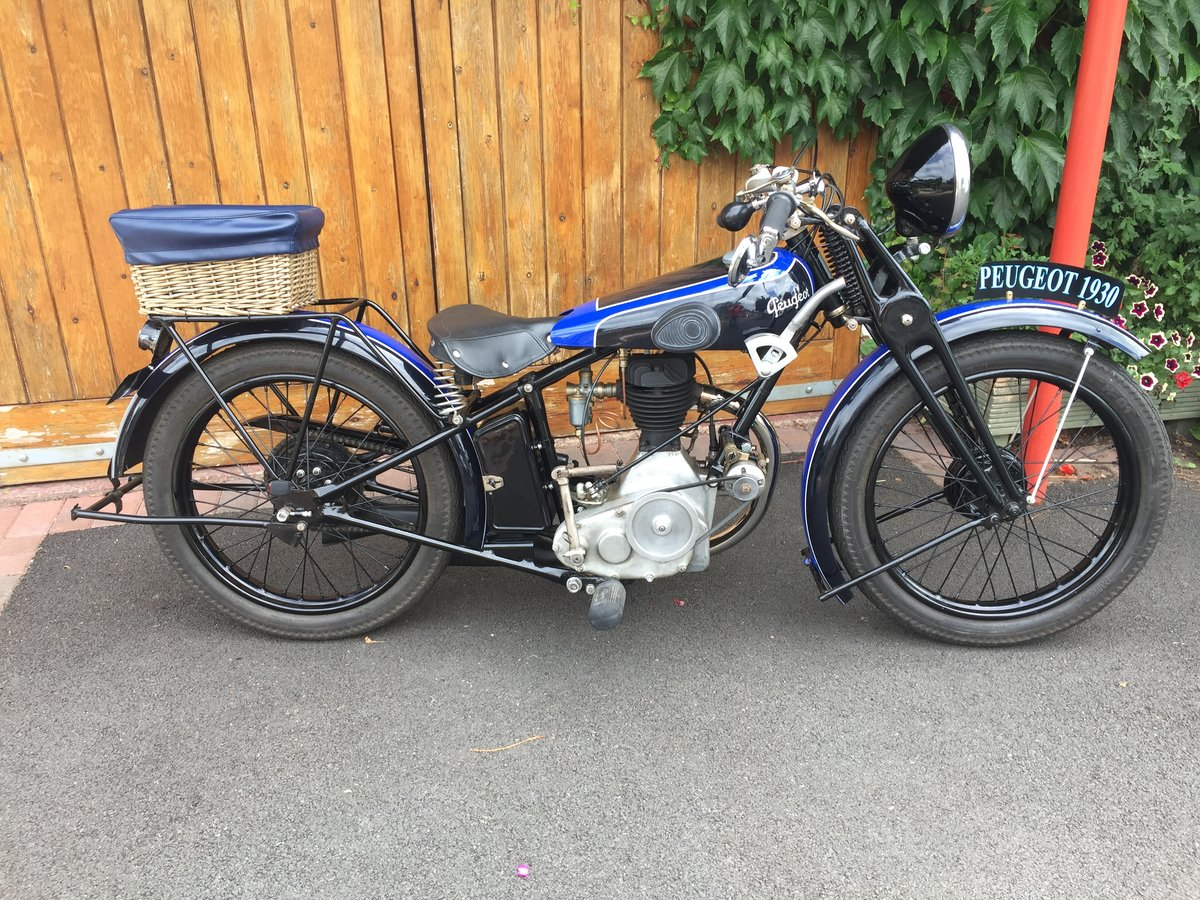 1930 Peugeot P110 ( Banbury Run)          NOW SOLD For Sale (picture 2 of 6)