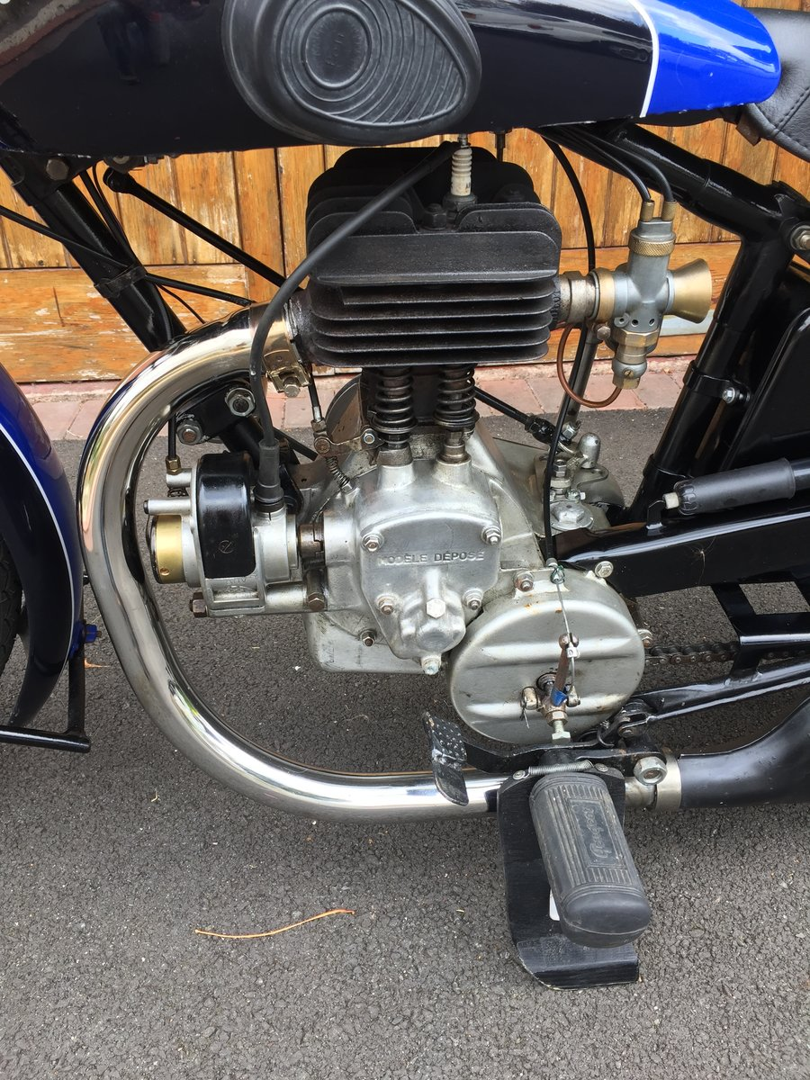 1930 Peugeot P110 ( Banbury Run)          NOW SOLD For Sale (picture 3 of 6)