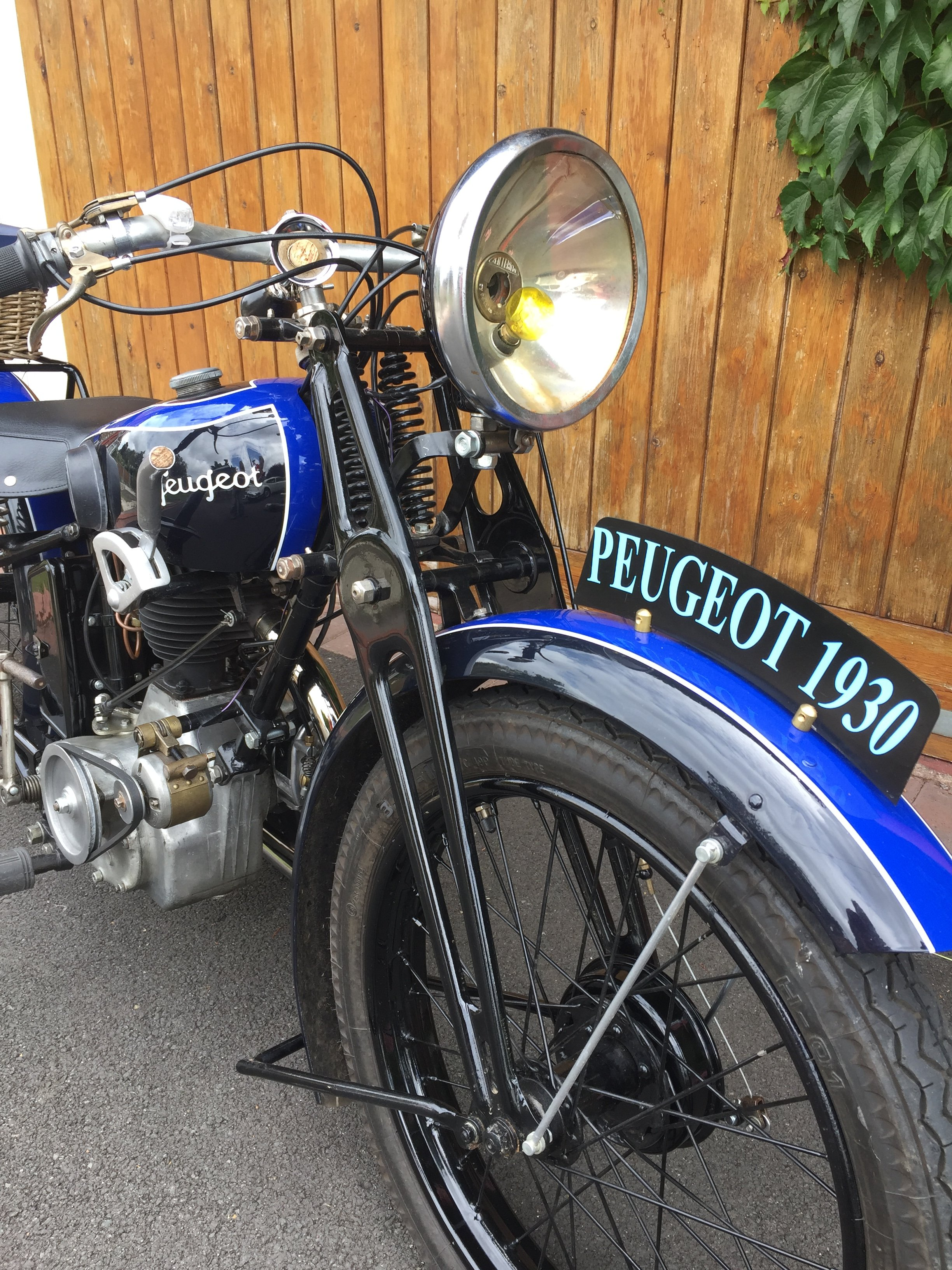 1930 Peugeot P110 ( Banbury Run)          NOW SOLD For Sale (picture 5 of 6)