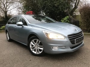 Picture of 2012 Peugeot 508 SW 1.6 e-HDi Active EGC (s/s) 5dr For Sale