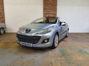 Peugeot 207 1.6 16V Petrol Manual Silver GT 2dr Co