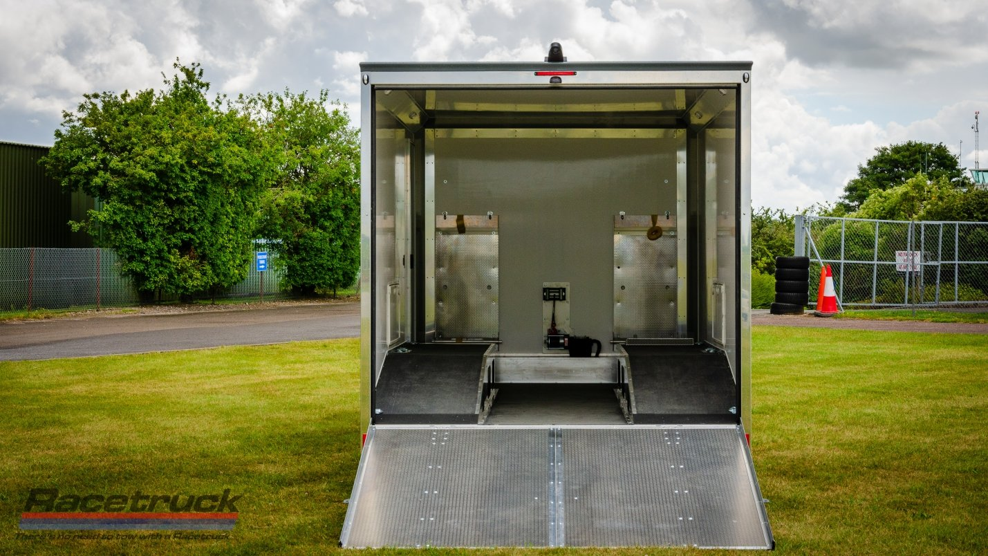 2021 Enclosed Car Transporter For Sale (picture 8 of 10)