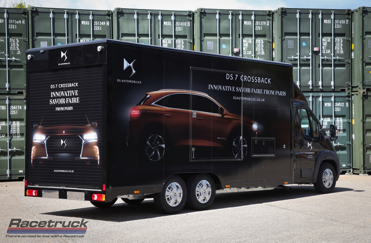 2021 Covered Car Transporter For Sale (picture 2 of 12)