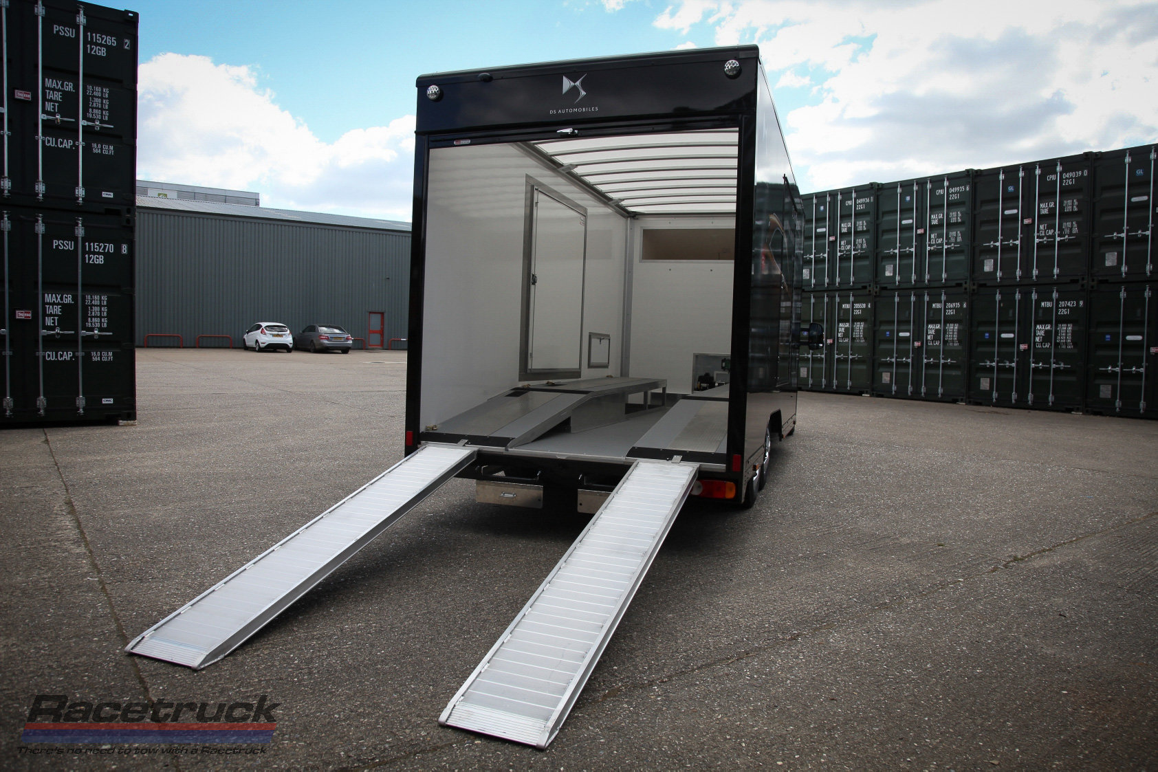 2021 Covered Car Transporter For Sale (picture 12 of 12)