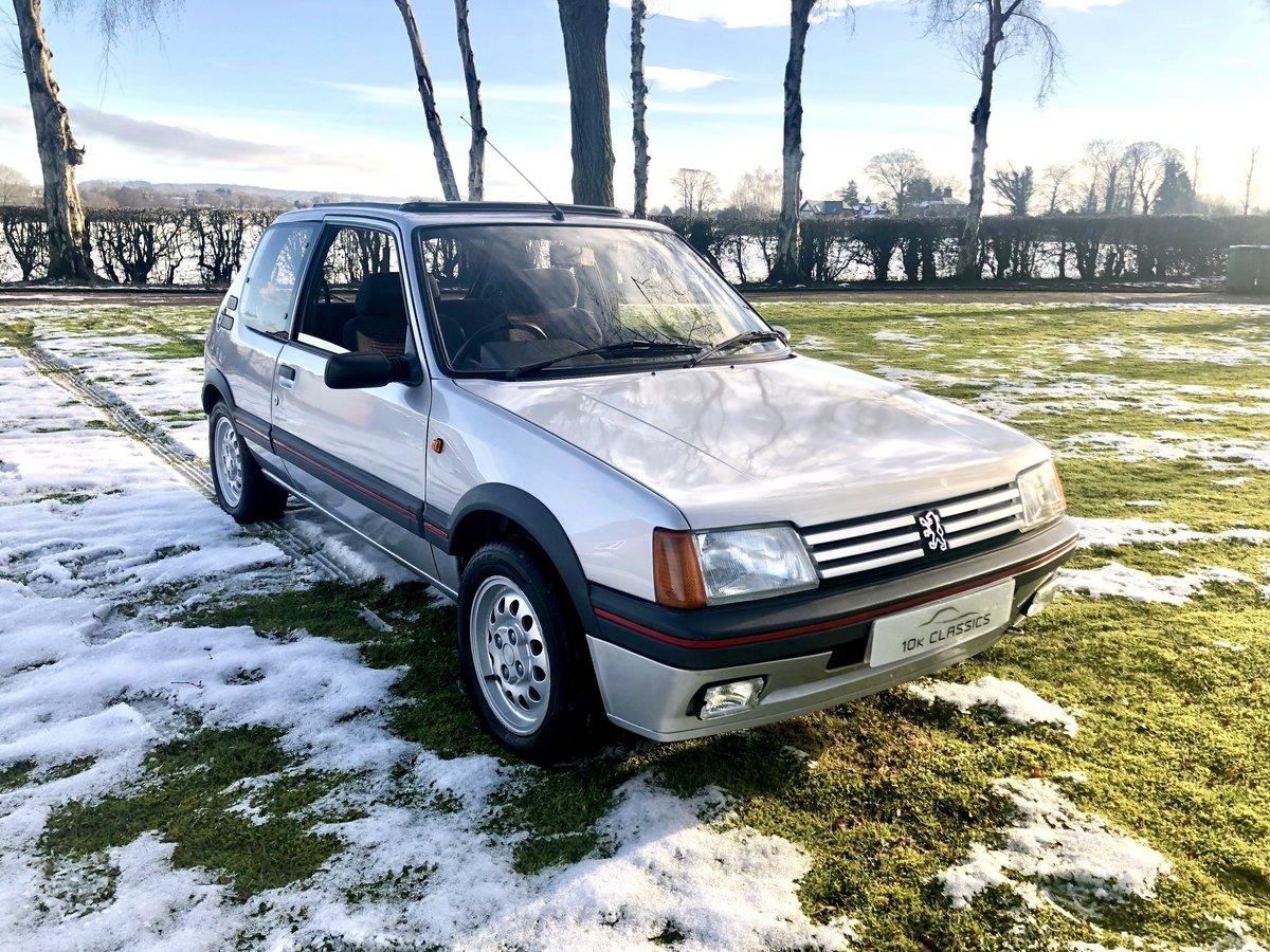 1988 DEPOSIT TAKEN 205Gti For Sale (picture 1 of 12)