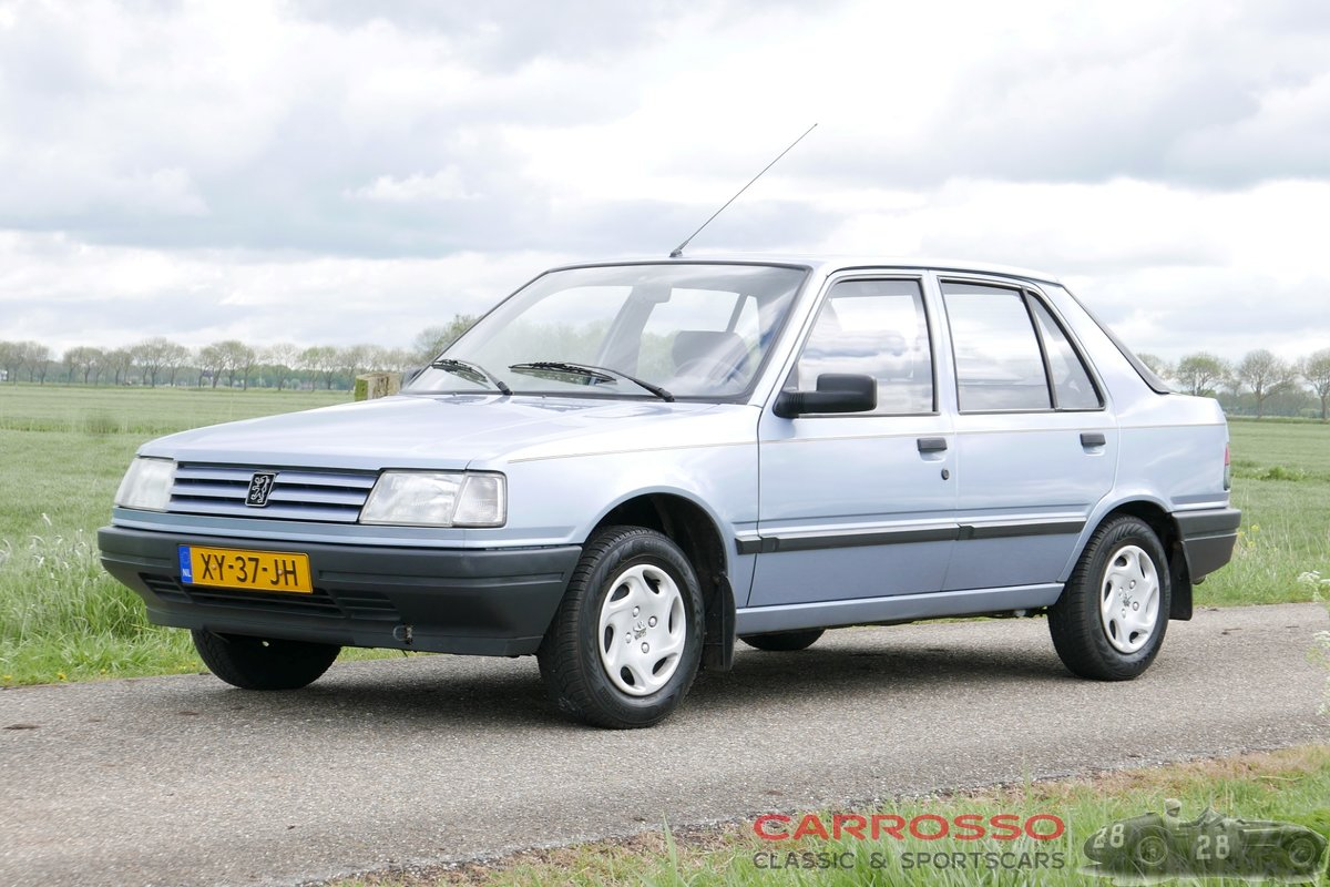 1990 Peugeot 309 1.4 GL with only 129.356 KM.! For Sale (picture 1 of 12)