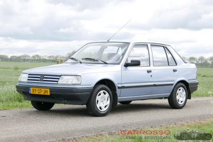 Peugeot 309 1.4 GL with only 129.356 KM.!