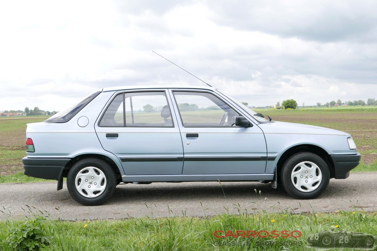 1990 Peugeot 309 1.4 GL with only 129.356 KM.! For Sale (picture 6 of 12)