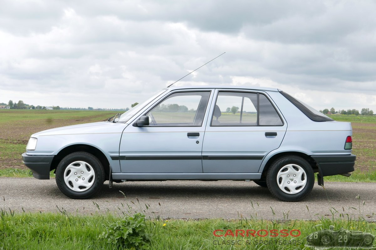 1990 Peugeot 309 1.4 GL with only 129.356 KM.! For Sale (picture 7 of 12)
