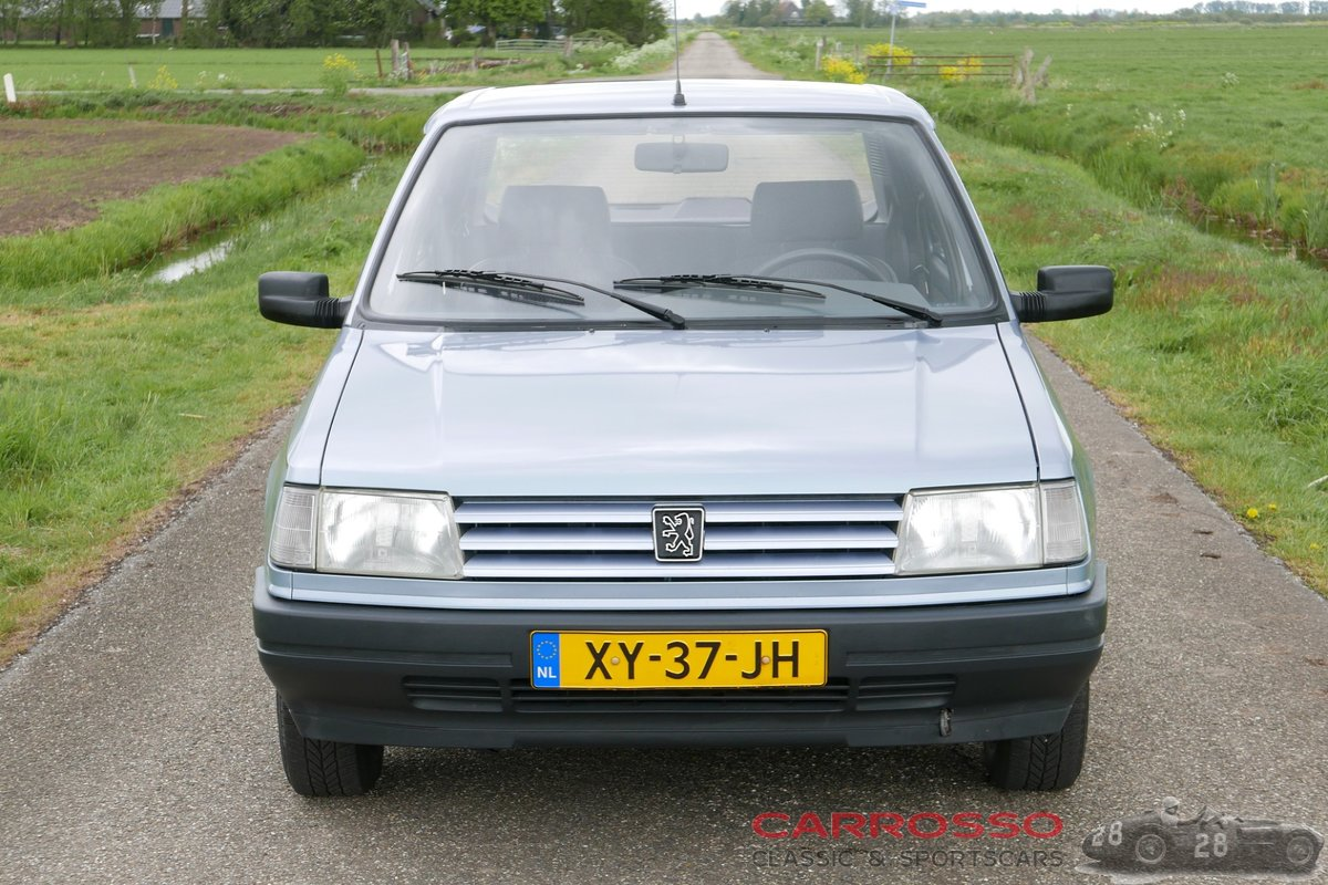 1990 Peugeot 309 1.4 GL with only 129.356 KM.! For Sale (picture 9 of 12)
