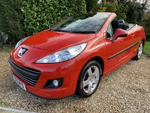 Picture of 2011 Peugeot 207 cc sport 1.6