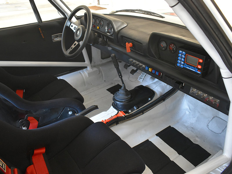 1973 Peugeot 504 Wide-Bodied Coupe Rally Car For Sale (picture 7 of 9)