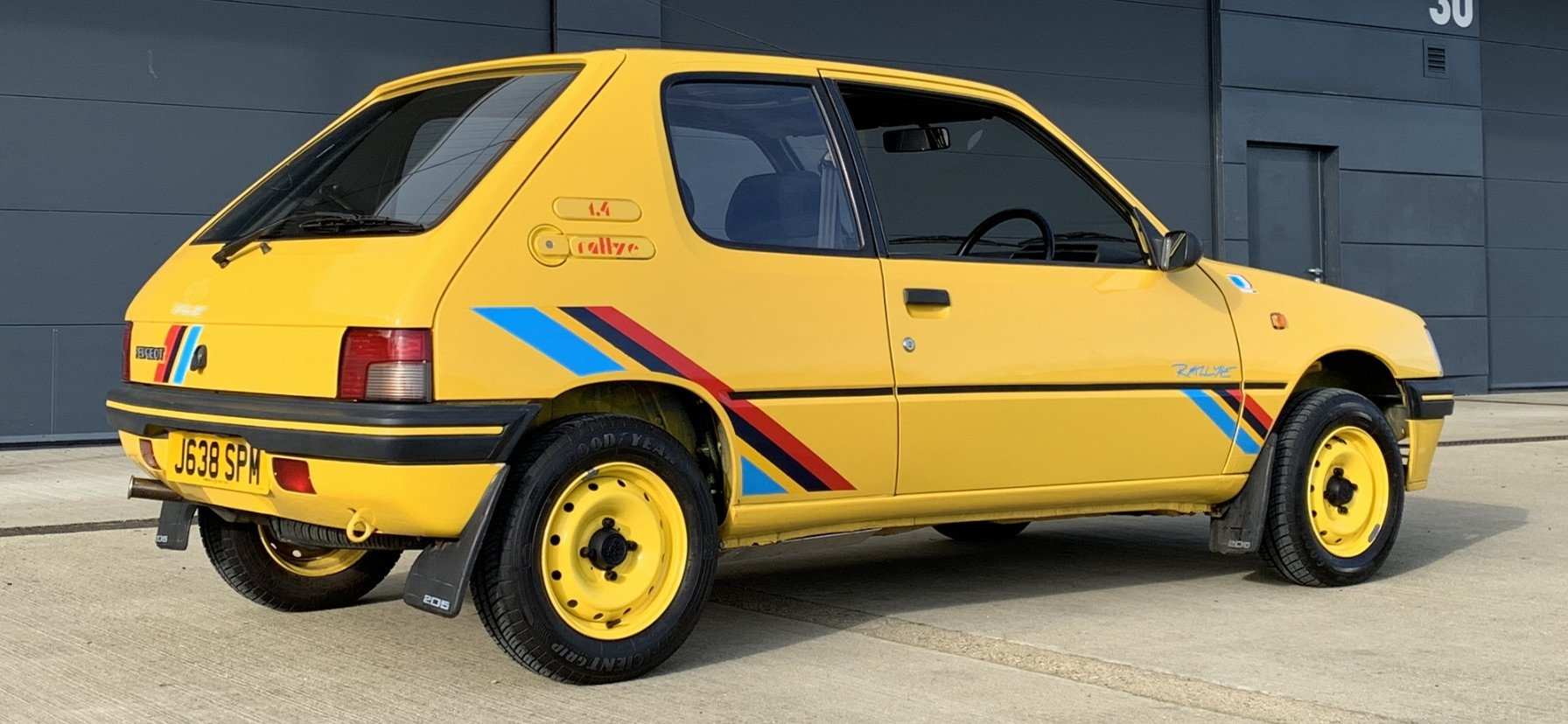1992 Peugeot 205 Rallye For Sale (picture 3 of 12)