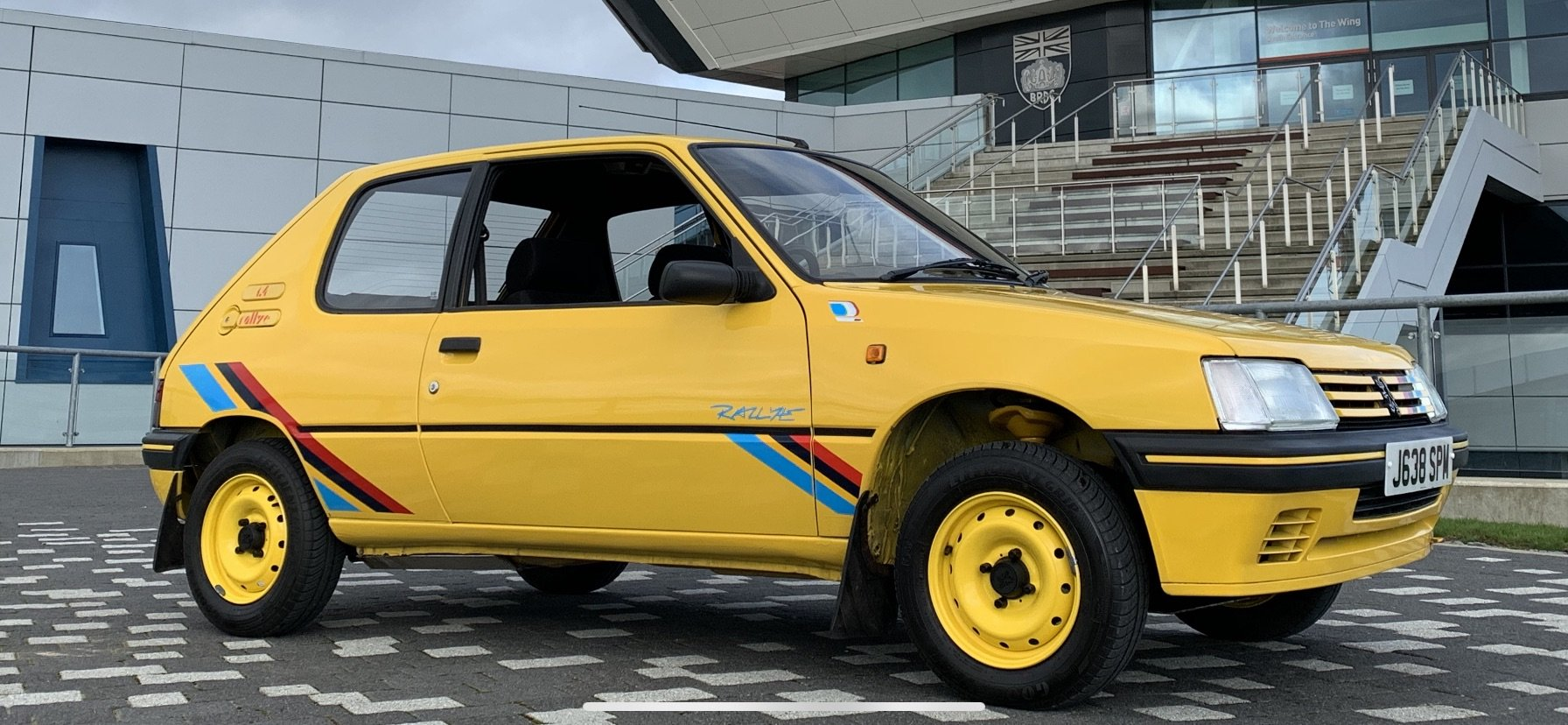 1992 Peugeot 205 Rallye For Sale (picture 4 of 12)