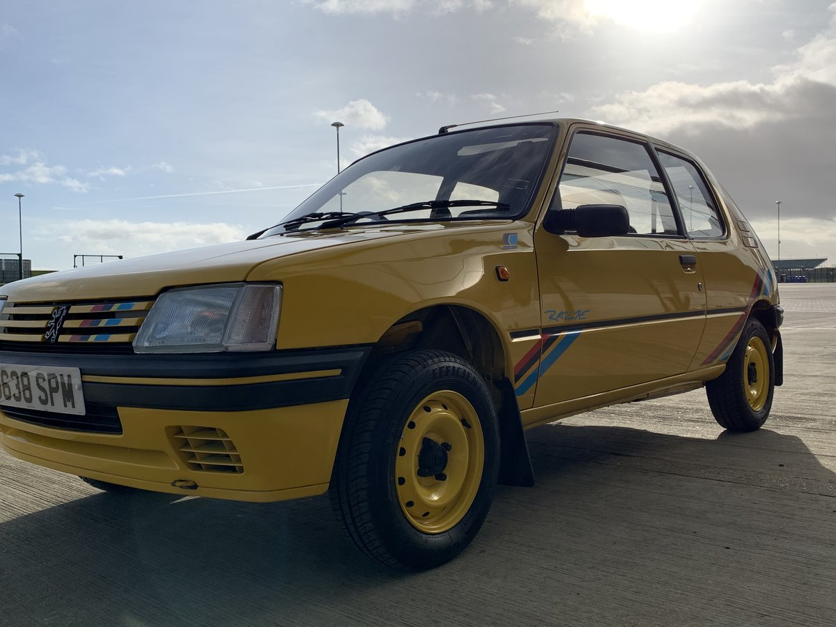 1992 Peugeot 205 Rallye For Sale (picture 5 of 12)