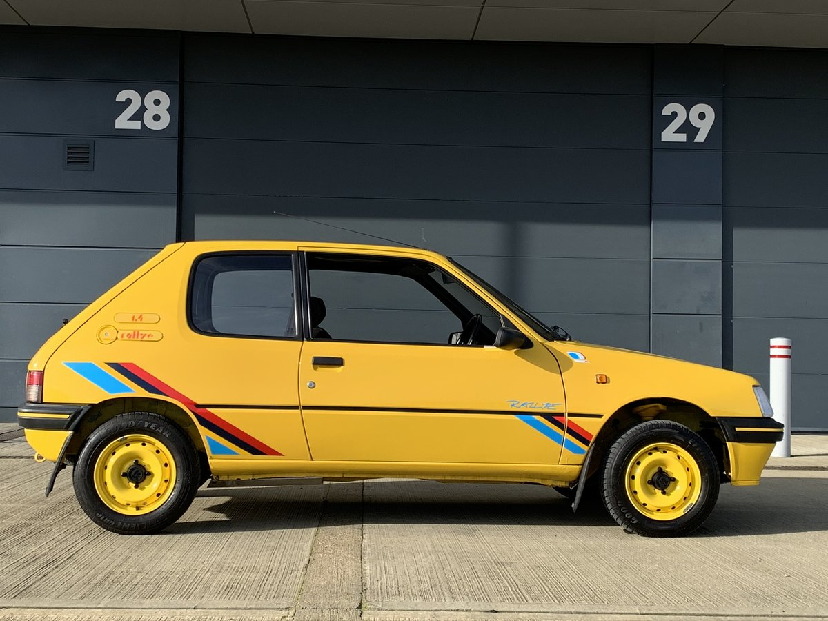 1992 Peugeot 205 Rallye For Sale (picture 7 of 12)