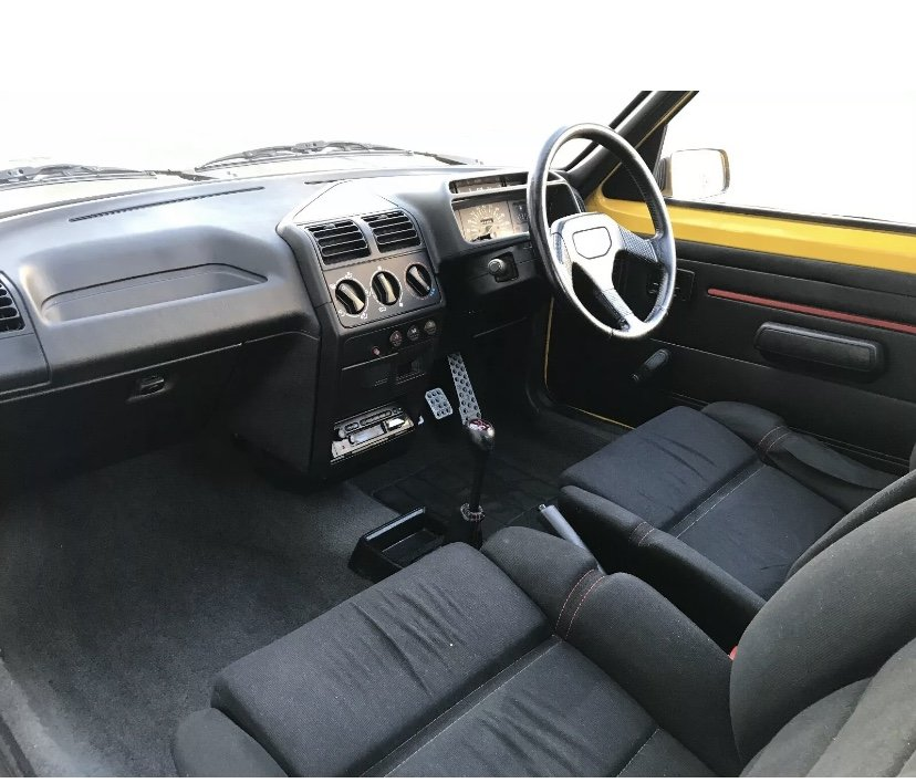 1992 Peugeot 205 Rallye For Sale (picture 10 of 12)