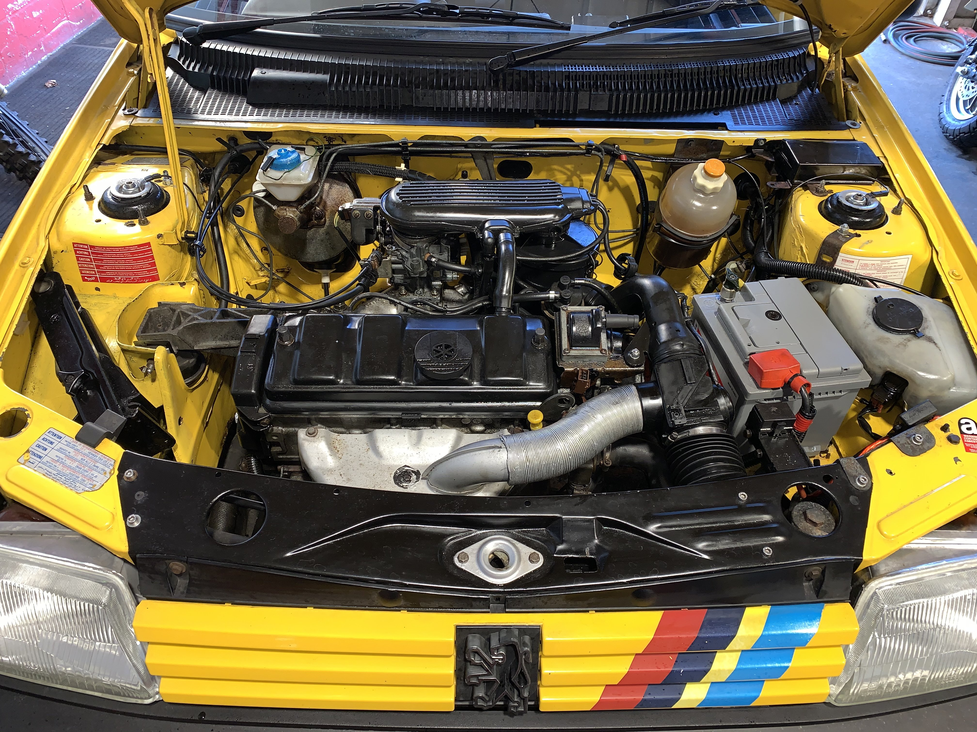 1992 Peugeot 205 Rallye For Sale (picture 11 of 12)