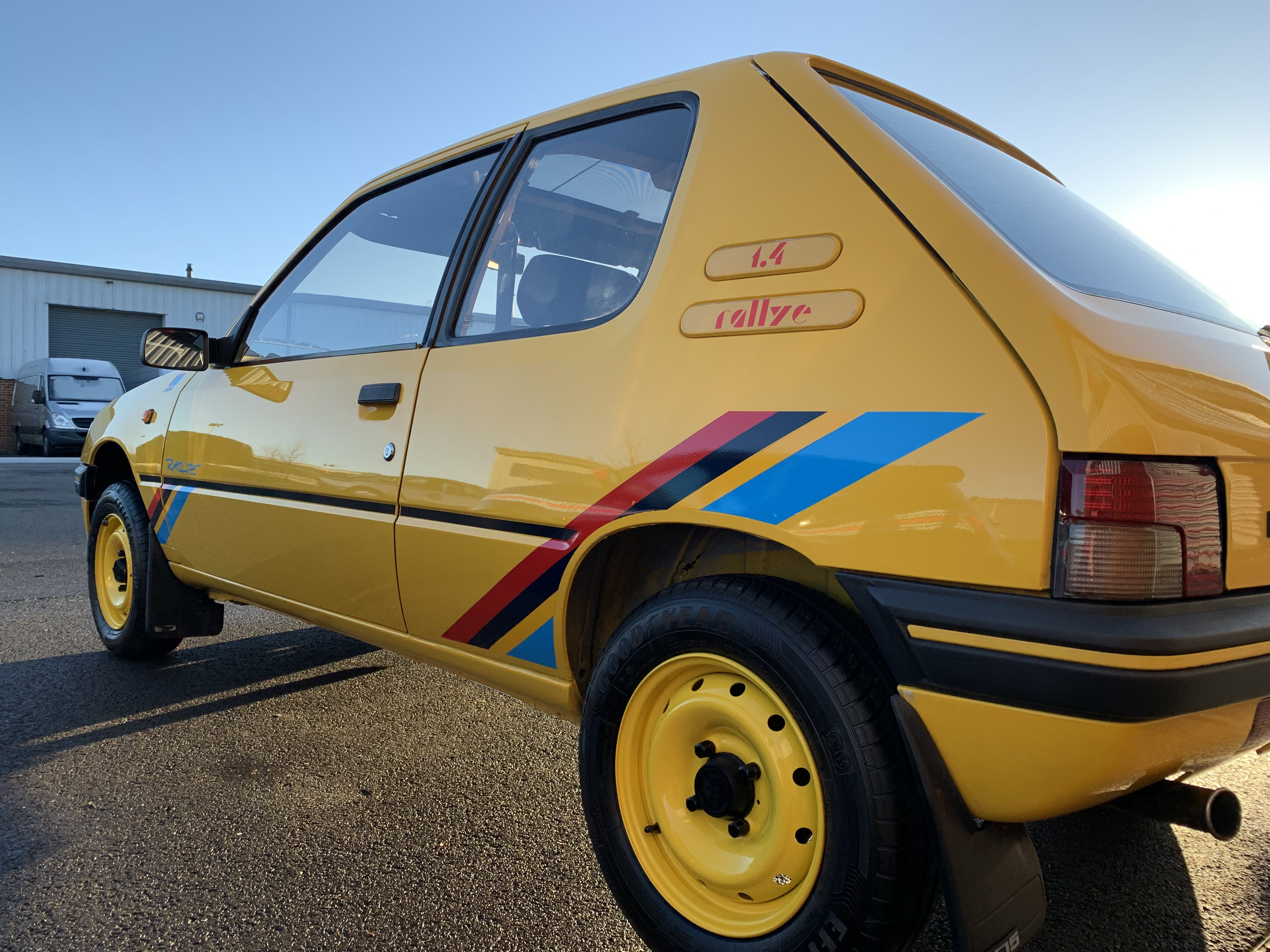 1992 Peugeot 205 Rallye For Sale (picture 12 of 12)