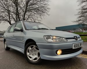 2001/51 peugeot 306 1.9 d estate immaculate car