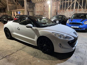 Peugeot RCZ 1.6 THP GT 200 Low Mileage+RAC Approved