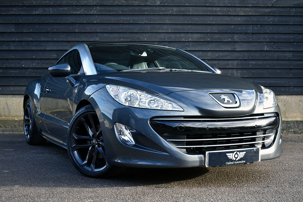 2011 Peugeot RCZ 1.6 THP GT 156 FSH **RESERVED** SOLD (picture 1 of 12)