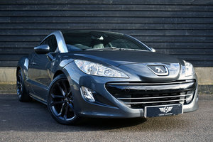 Peugeot RCZ 1.6 THP GT 156 FSH+Lth+19in Alloys+RAC Approved