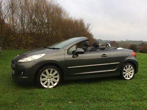 Diesel Peugeot convertible