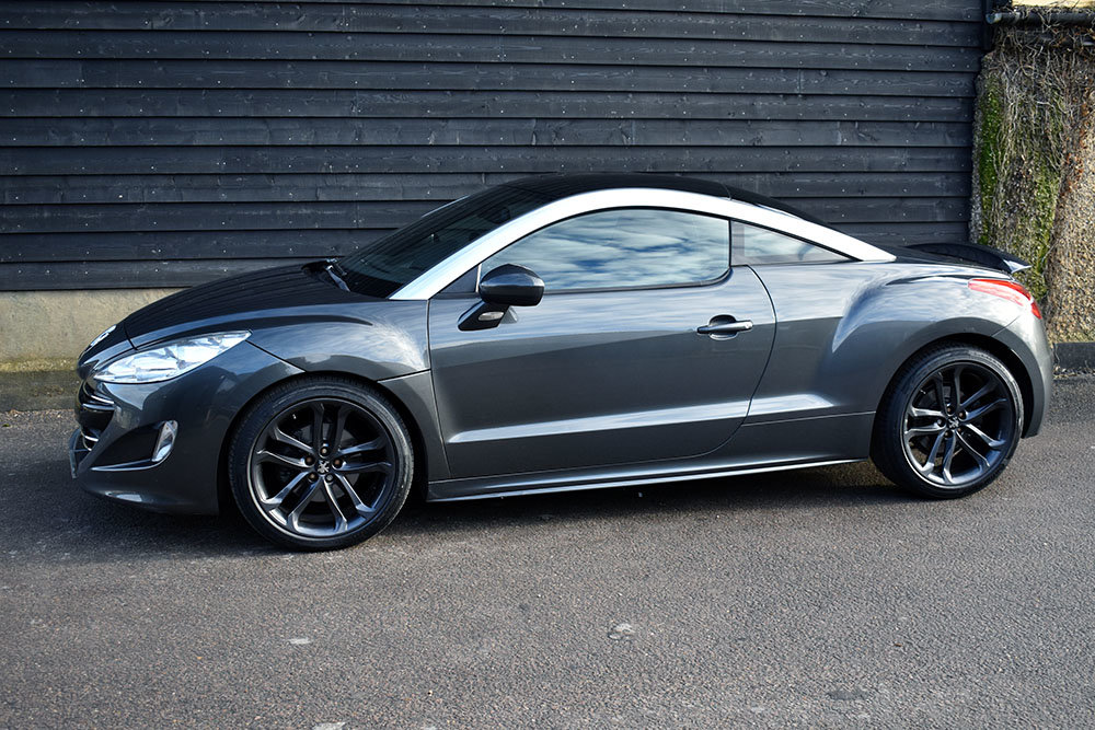 2011 Peugeot RCZ 1.6 THP GT 156 FSH **RESERVED** SOLD (picture 10 of 12)