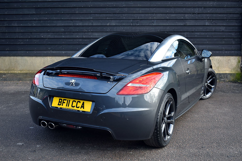 2011 Peugeot RCZ 1.6 THP GT 156 FSH **RESERVED** SOLD (picture 11 of 12)