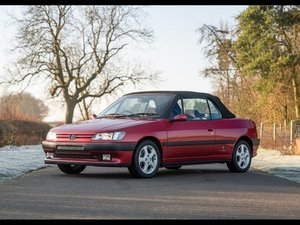Picture of 1995 Peugeot 306 Cabriolet For Sale by Auction