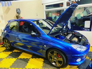RARE PEUGEOT 206 GTi 180 EDITION MINT CONDITION