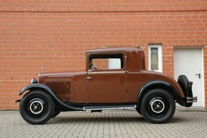 Picture of Peugeot 201 E Coupe, 1928, 13.900,- Euro SOLD