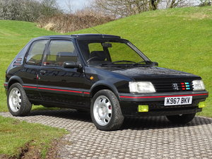 Picture of 1992 Peugeot 205 GTi 1.9 For Sale by Auction