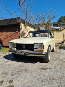 Picture of 1972 304 cabriolet For Sale