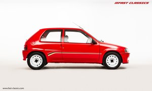 Picture of 1995 PEUGEOT 106 RALLYE S1 // CHERRY RED // RECENT RESTORATION For Sale